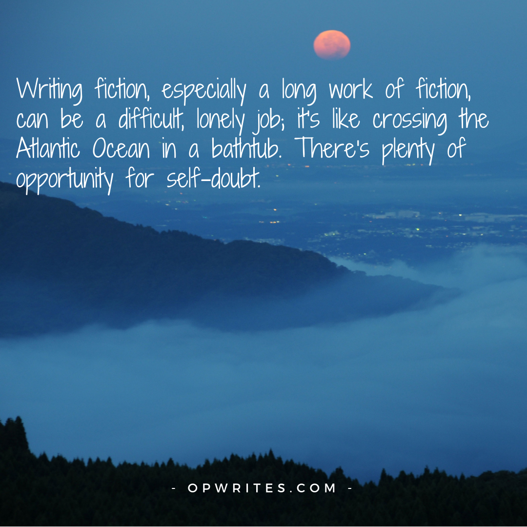 Writing advice by Stephen King