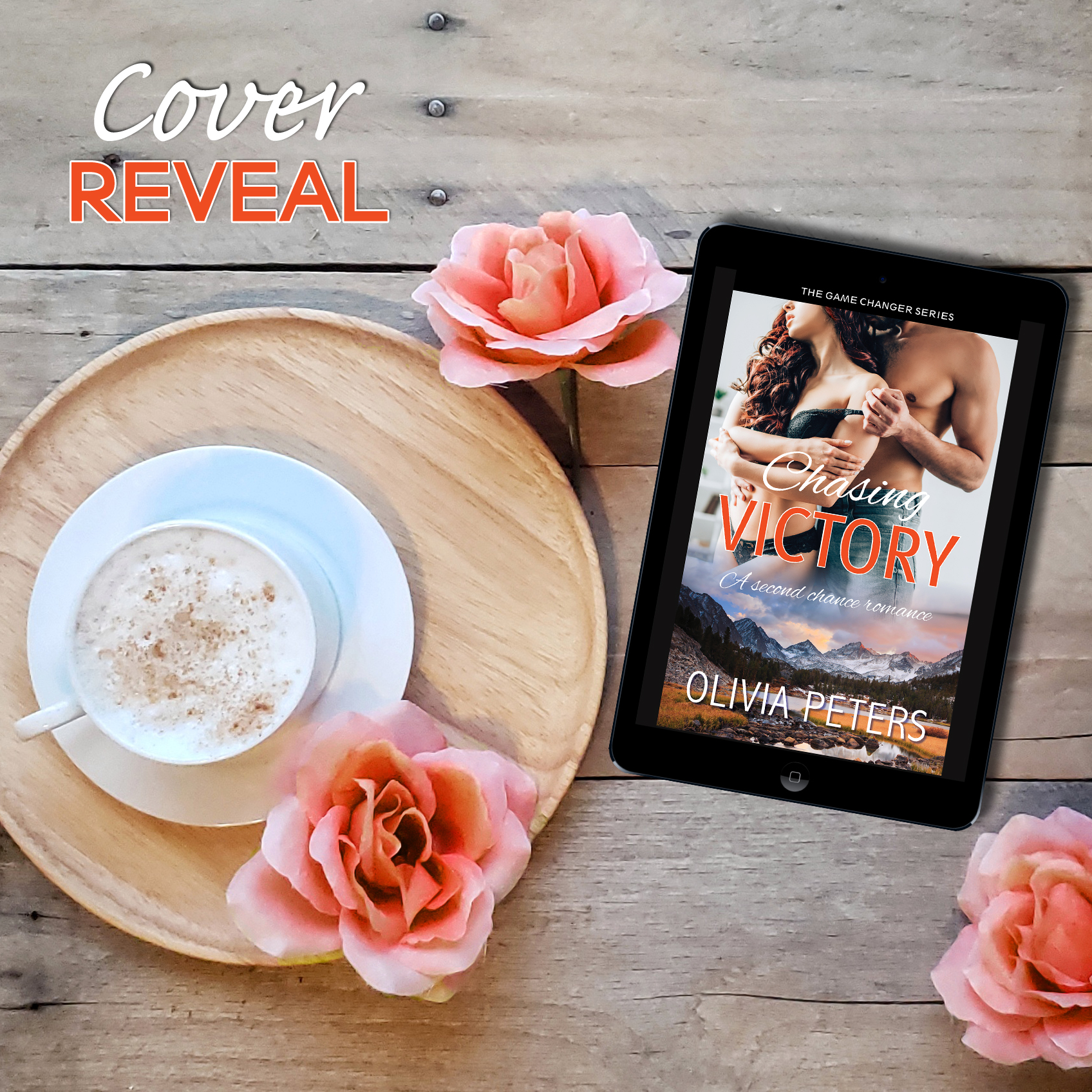 Cover Reveal - Olivia Peters