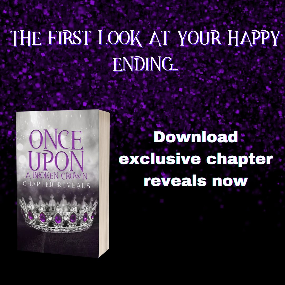 Once Upon A Broken Crown Chapter Reveals